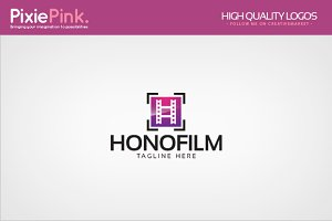 Hono Film Logo Template