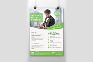 Corporate Flyer Template Vol 5