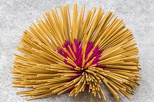 Thai incense preparation