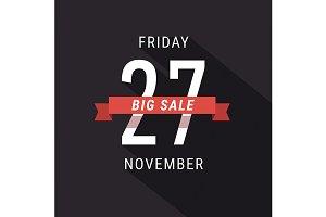 Black Friday 27 November Sale
