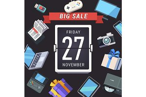 Consumer electronics store sale