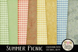 Summer Picnic Texture Pack