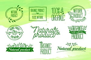 Organic / Natural Logo Design