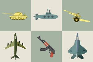 Military equipment and weaponry