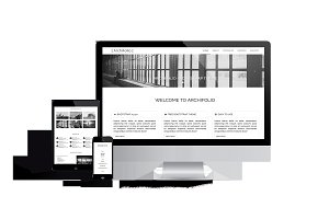 ArchiFolio - Corporate theme