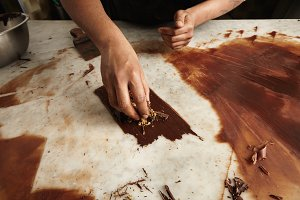 Artisan confectionery business