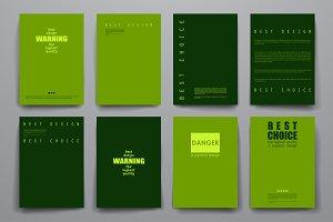 39 minimal brochures