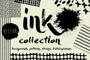 Ink collection ❤
