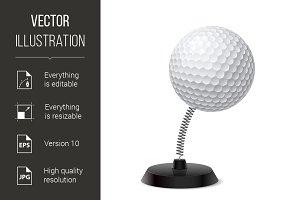 Golf souvenir