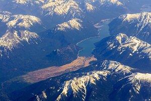 Cascades Aerial I