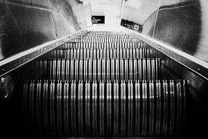 Escalators to Auckland Road