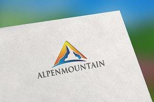 Alpenmountain Logo