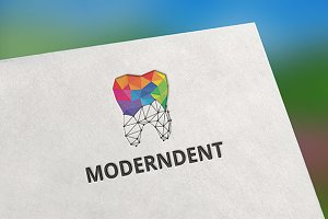 Moderndent Logo