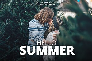 Hello Summer Lightroom Presets