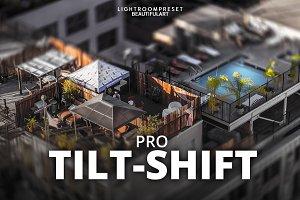 Pro TILT-SHIFT Lightroom Presets
