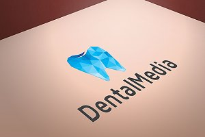 Media Dental Logo