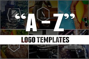 26 Logos from A to Z / Badges