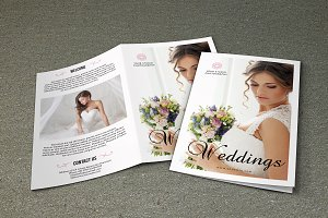 Wedding Photography Brochure-V543