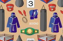 Boxing set pattern