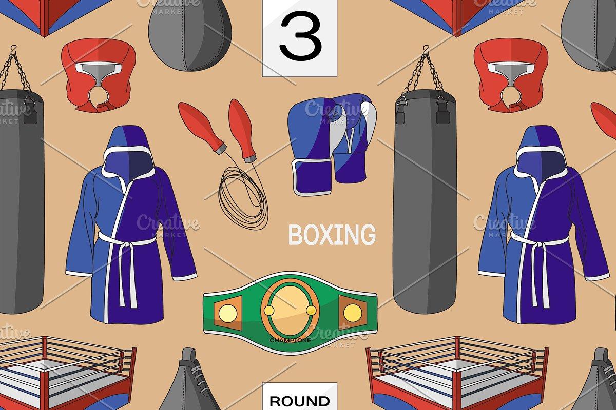 Boxing set pattern