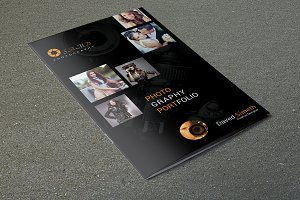 Photography Brochure Template-V544