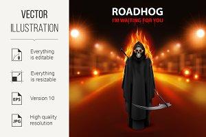 RoadHog Ilustration
