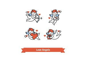 Love angels