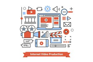 Youtuber video production