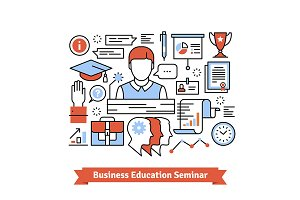 Education business seminar