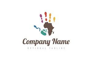 Hands for Africa Logo