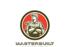 Masterbuilt Construction Logo
