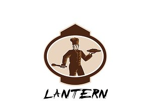 Lantern Authentic Cuisine Logo