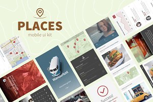 Places UI Kit