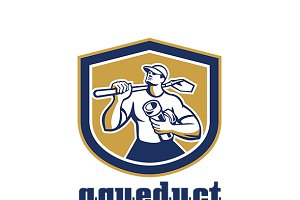 Aqueduct Drainage Systems Logo