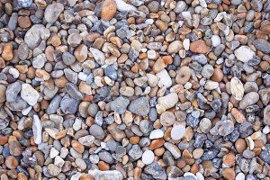 Beach Pebble background