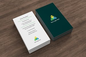 Minimal Business Card 01