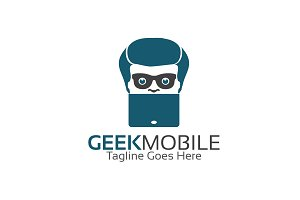 Geek Mobile Logo