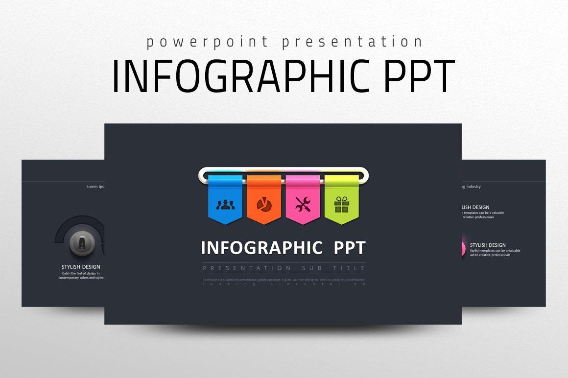 infographic ppt presentation templates creative market