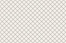 Dash square lines Pattern