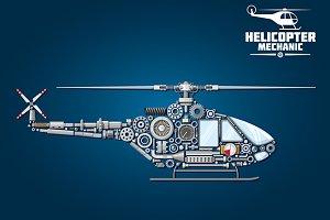 Helicopter scheme
