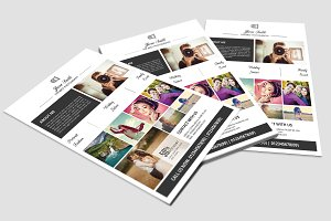 Photography Flyer Template-V326