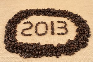 coffee beans 2013
