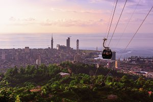resort town of Batumi