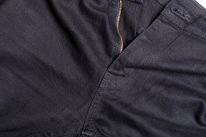 Texture of black jeans