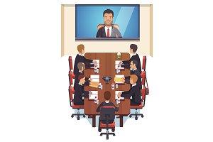 Corporation directors board