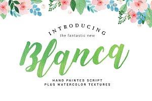 Blanca Script + Bonus