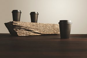 Professional roast coffee business