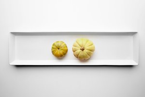 Isolated on white vegetables,berries