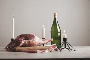 Icelandic lamb for christmas
