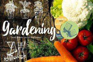 Big set Gardening!